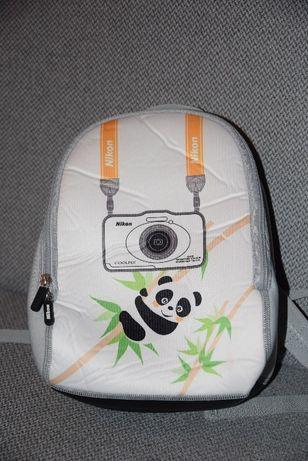 Plecak wodoodporny Nikon