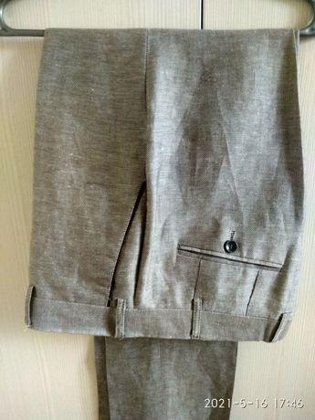 Продам новые мужские летние брюки  Reserved , разм.50