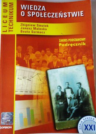 Wiedza o społeczeństwie szkoła średnia Operon