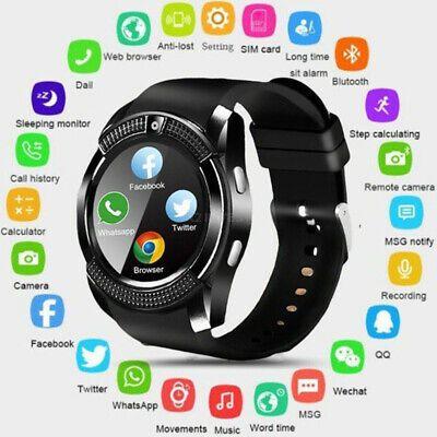 Smartwach zegarek V8 Nowy
