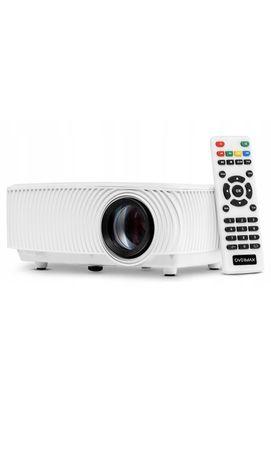 Rzutnik projektor OVERMAX MULTIPIC 2.3 LED HD WIFI