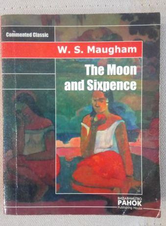 """С. Моем """"Луна и грош"""" - S. Maugham """"The moon and Sixpence"""""""