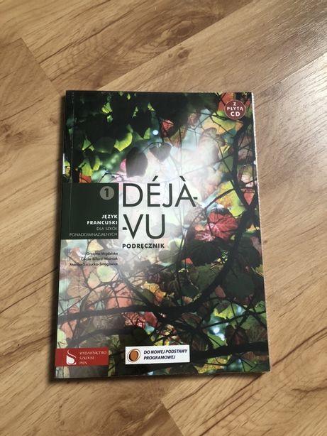 podręcznik deja-vu jezyk francuski 1