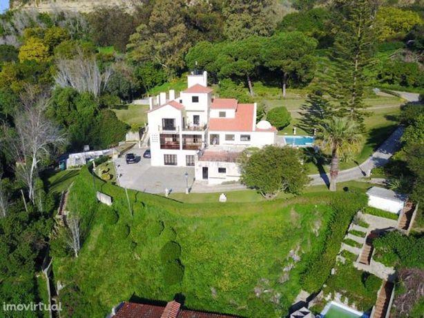 Quinta Costa da Caparica - T10+2 com Piscina, Jardim, 5125 m2 - Setúba