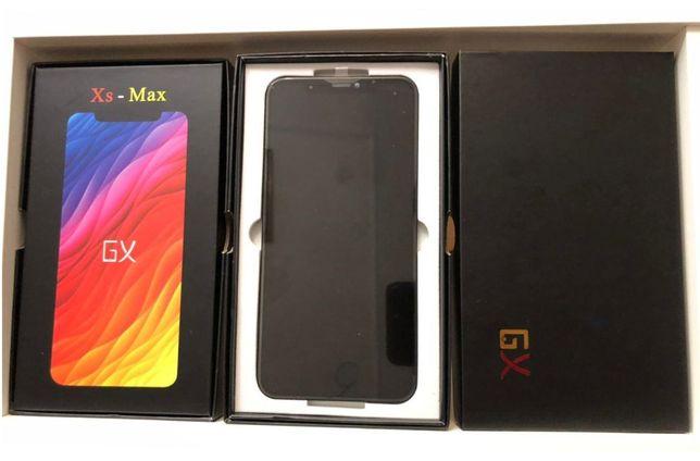 AMOLED GXs MAX iPhone Xs Max дисплей экран как оригинал стекло модуль
