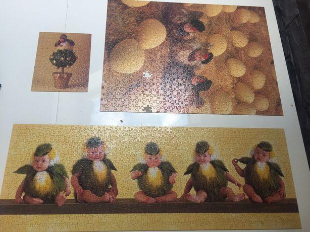 Puzzle Anne Geddes - 100, 550, 750 elementów