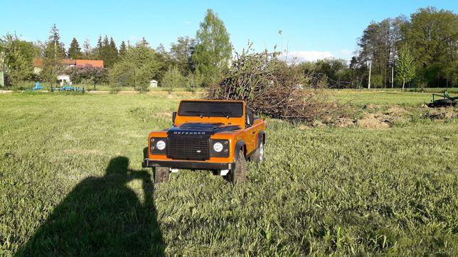 Land Rover DEFENDER dla dzieci