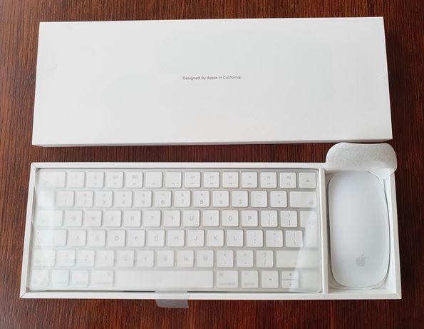 Zestaw Klawiatura Magic Keyboard i mysz Apple Magic Mouse 2