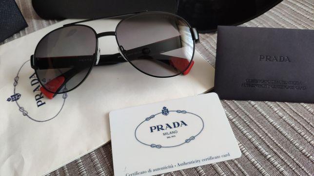 Vendo óculos Prada com lentes novas