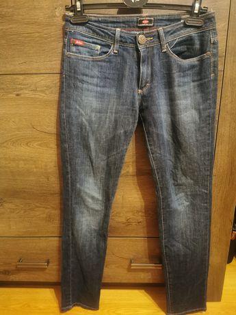 Spodnie jeansowe damskie Lee Cooper