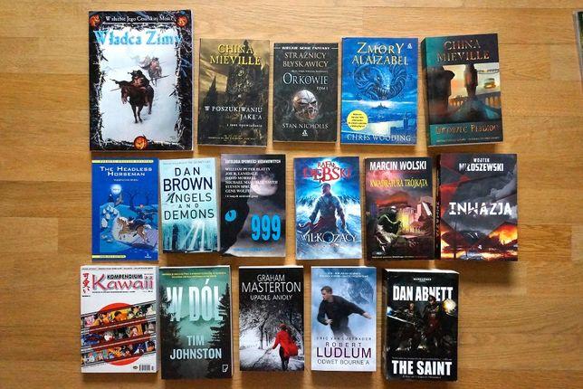 Warhammer fantastyka Dan Brown książki Władca Zimy