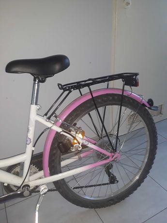 Rower 24 cali dla dzoewczynki