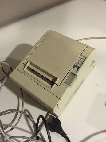 Impressora Caixa Térmica Epson TM-T88 com corte auto