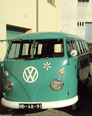 Pão de Forma - VW Transporter T1 ano 1963