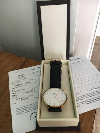 Zegarek DW Daniel Wellington męski oryginał certyfikat gwarancja