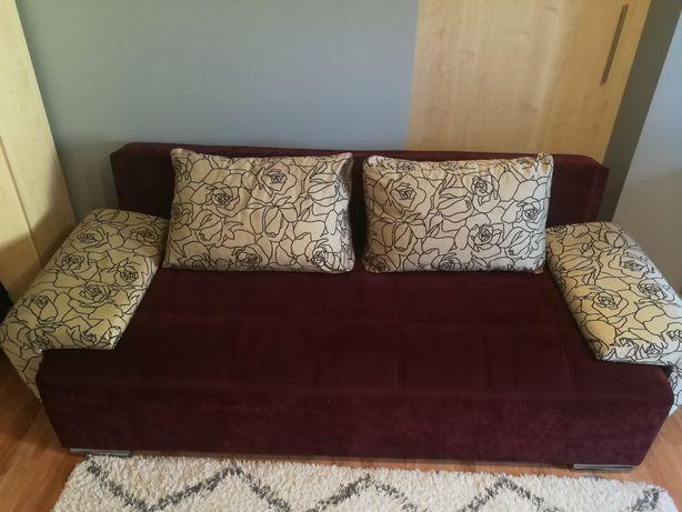 Sofa rozkładana 140