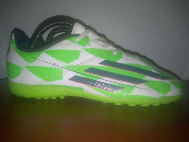 Сороконожки подростковые Adidas F5 TF