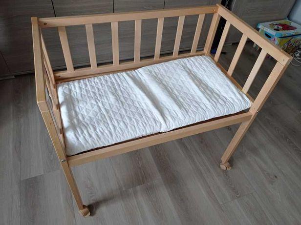 dostawka  łóżeczko