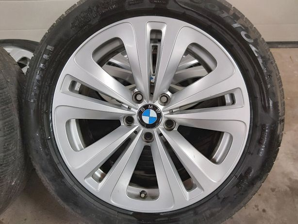 Felgi BMW 18 5x120 BMW Seria 3 5 F10 F11 F30 X3 X5 E60 E61 E90 E91 koł
