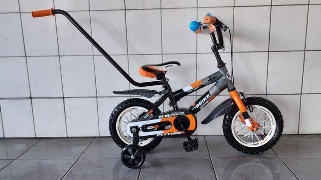 """Rower tanio okazja zamiana 12"""" zadbany firmowy do nauki jazdy"""