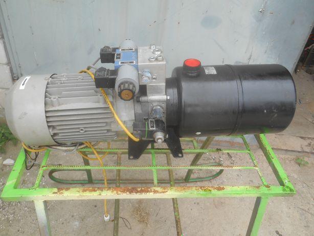 Zasilacz hydrauliczny zwyżka łuparka podnośnik Pronar