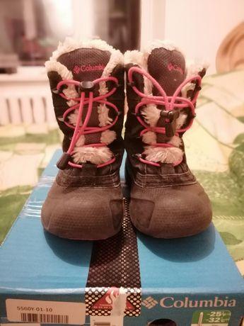 Термо ботинки Columbia OMNI-HEAT 10р. 15 см стелька