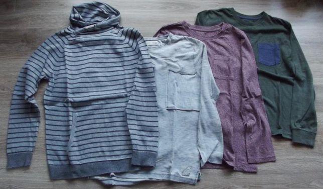 Bluzy 4-pak rozmiar 152, ZARA, Tchibo, 5-10-15