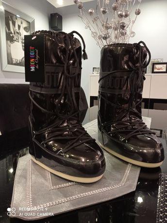 Nowe śniegowce Moon Boot