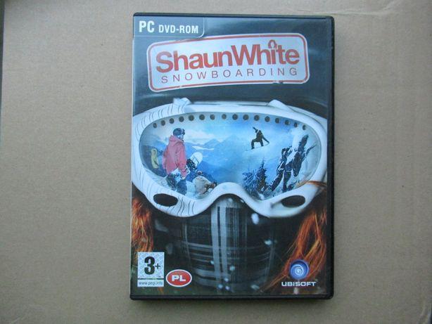 Shaun White Snowboarding gra PC