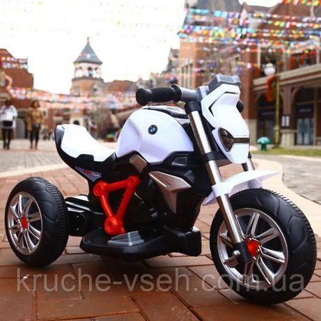 3-х колесный Мотоцикл BMW M3639, детский электромобиль, музыка, свет