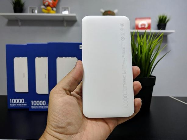Xiaomi Redmi 10000mAh White Powerbank Павербанк Оригинал1040рубб