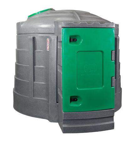 Zbiornik dwupłaszczowy JFC 5000 litrów do ON