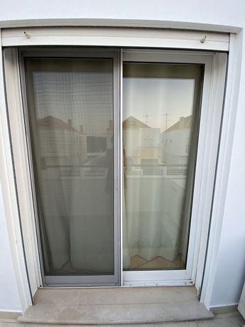 Caixilharia vidro duplo