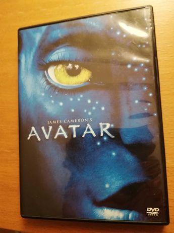 """Płyta DVD film """"Avatar"""" James Cameron"""