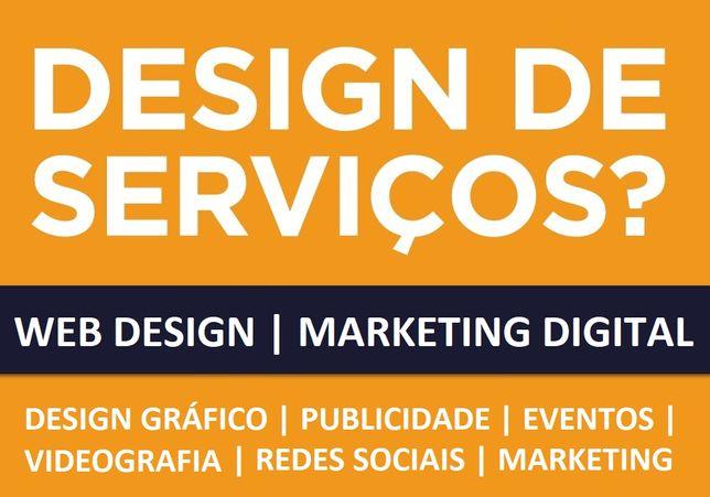 Design Gráfico / Interiores / Redes Sociais / WebDesign / Publicidade