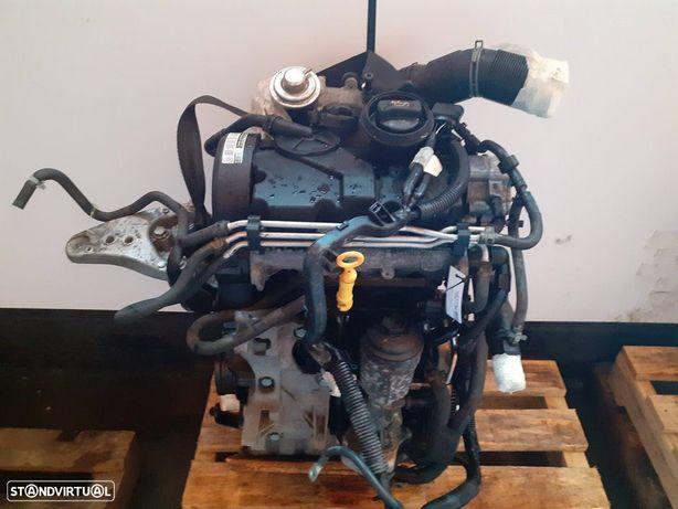 BNV  Motor SEAT IBIZA III (6L1) 1.4 TDI BNV