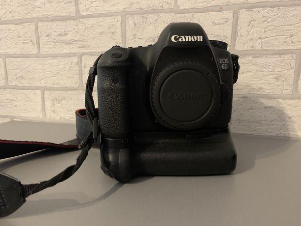 Canon EOS 6D z gripem Meike