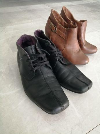 Oddam buty razem lub oddzielnie