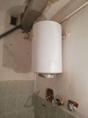 Bojler elektryczny terma grzałka 80 L podgrzewacz wody