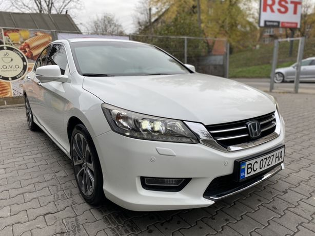 Honda Accord 2014 V6 3.5