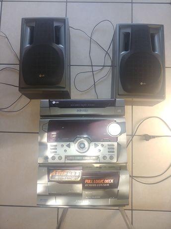 Wyprzedaż garażowa - Wieża Hi-Fi LG Electronics