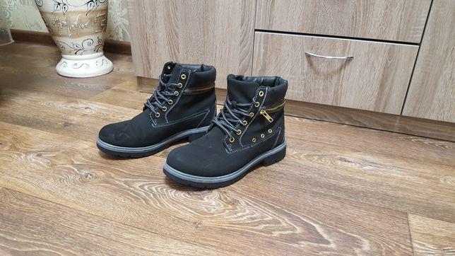 Ботинки FILA (нубук ) 40, 41р-р