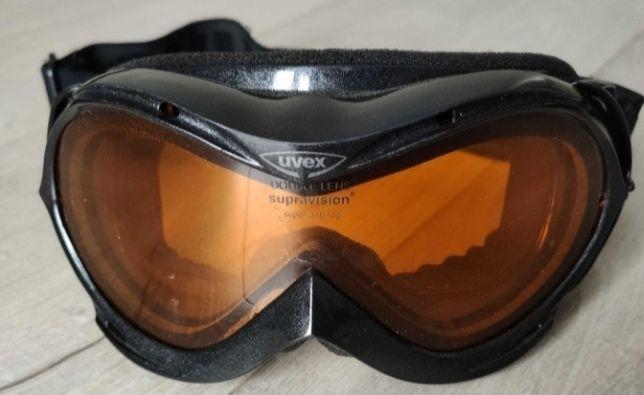 Горнолыжная маска очки Uvex