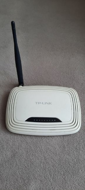 router wifi tp-link tl-wr74n 150Mbps