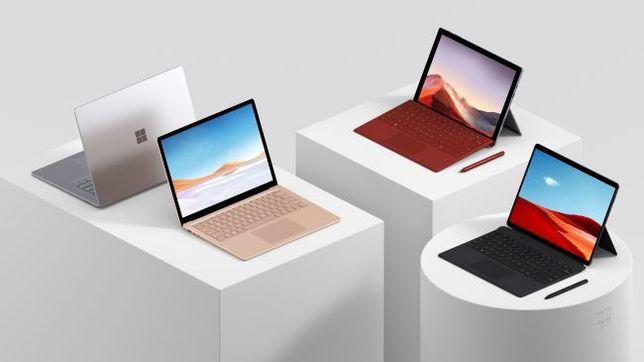 Microsoft New Surface Laptop 4 (2021) / go / pro 7 X (2020)