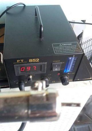 Solidna stacja lutownicza z płynną regulacją temperatury