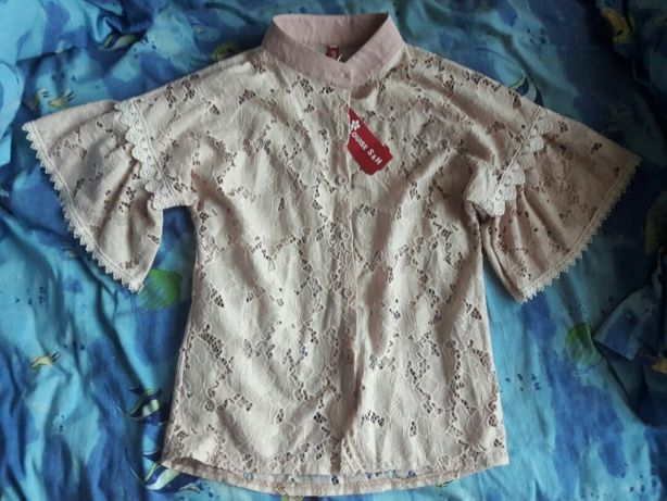 Новая шикарная блуза