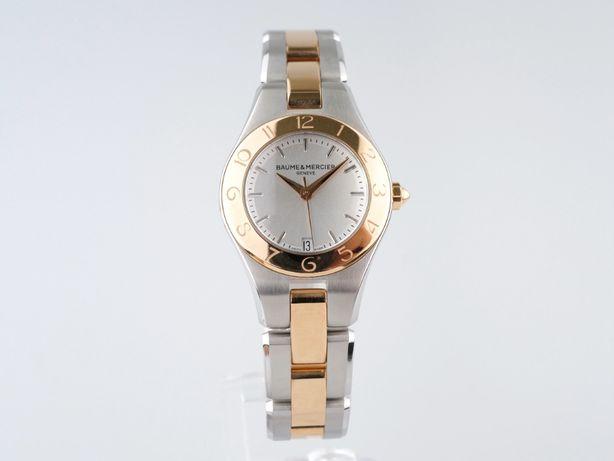 Женские новые часы Baume & Mercier Linea 27 мм