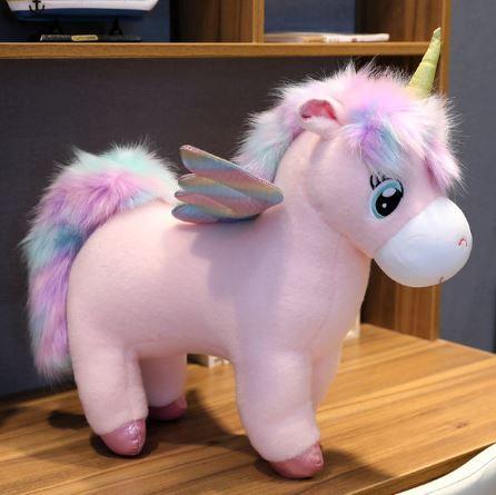 Пони единорог детская мягкая игрушка My Little Pony 35*30 см