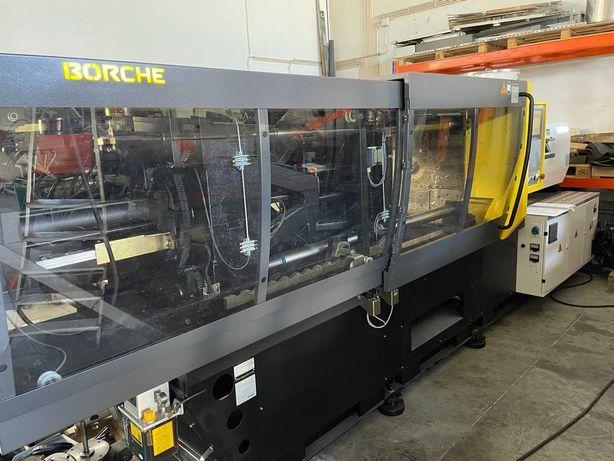 Máquina de injeção de plástico BORCHE
